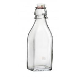 Bottiglia Bormioli Rocco Swing 125ml tappo meccanico in vetro