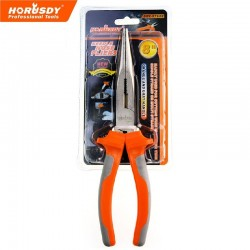 HORUSDY PROFESSIONAL TOOLS PINZA CON BECCHI LUNGHI 8 poll. SDY-97602
