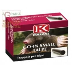 KOLLANT GO-IN SMALL TRAPPOLA PER TALPE E TOPI DI PICCOLA TAGLIA