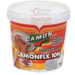 CAMON SPECIAL ADHESIVE FOR POLYSTYRENE AND SOLANTI KG. 1