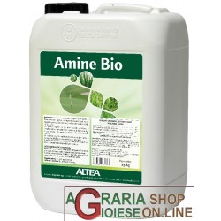 ALTEA AMINE BIO 3.0 CONCIME ORGANICO AZOTATO LIQUIDO CONSENTITO