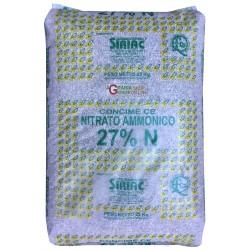 NITRATO AMMONICO 27% SIRIAC KG. 40