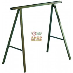 STAND IN STEEL FOR VARIOUS USES MM. 800 HIGH