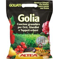 ALTEA GOLIA NUTRIMENTO A CESSIONE GRADUALE PER PIANTE ORNAMENTALI, ORTAGGI, FRUTTA E TAPPETI ERBOSE 5 Kg