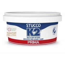 STUCCO K2 PASTA PER INTERNO MURO LEGNO GR. 250