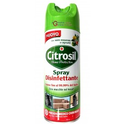 CITROSIL DISINFETTANTE SPRAY CONTRO GERMI E BATTERI ML. 300