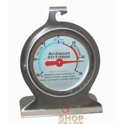 Termometro da Frigo Eva in acciaio inossidabile
