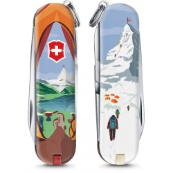 VICTORINOX CLASSIC LIMITED EDITION CALL OF SWITZERLAND ART. 0.6223.L1802 MM. 58