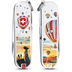 VICTORINOX CLASSIC LIMITED EDITION CAPPADOCIA ART. 0.6223.L1804 MM. 58