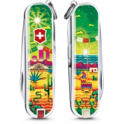 VICTORINOX CLASSIC LIMITED EDITION MEXICAN SUNSET ART. 0.6223.L1807 MM. 58