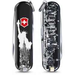 VICTORINOX CLASSIC LIMITED EDITION NEW YORK ART. 0.6223.L1803 MM. 58