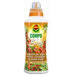 COMPO CONCIME LIQUIDO BIO PER PIANTE ORTICOLE, AROMATICHE LT.1