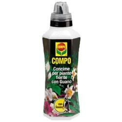 COMPO CONCIME LIQUIDO PER PIANTE FIORITE LT. 1