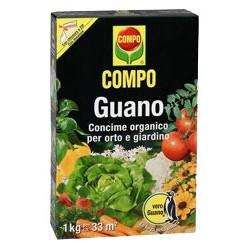 COMPO CONCIME NATURALE CON GUANO KG. 1
