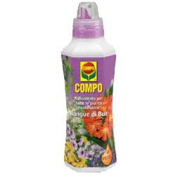 COMPO CONCIME NATURALE SANGUE DI BUE KG. 1
