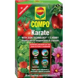 COMPO INSETTICA KARATE LAMBDA CIALOTRINA ML. 20