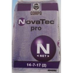 COMPO NOVATEC PRO CONCIME COMPLESSO N.P.K. 14.7.17 CON