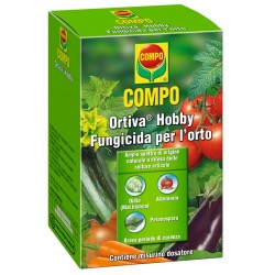 COMPO ORTIVA FUNGICIDE ANTIOIDICO THREE WAITING DAYS ML. 10