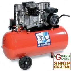 COMPRESSORE ELETTRICO A CINGHIA FIAC AB50/248M HP. 2 LT. 50