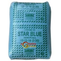 CONCIME STAR BLU NPK 12.12.18 CON MICROELEMENTI SIRIAC KG. 25
