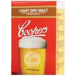 COOPERS INTENSIFICATORE LIGHT DRY MALT