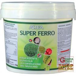 ALTEA SUPER FERRO RINVERDENTE ANTIMUSCHIO GRANULARE kg. 4