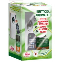 COPYR INSECTICIDE AUTOMATIC WITH REMOTE CONTROL AND RECHARGE