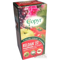 COPYR RELDAN 22 INSECTICIDE WITH WIDE SPECTRUM OF ACTION ML. 250