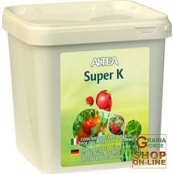 ALTEA SUPER K CONCIME MINERALE NK 13-46 PER ORTAGGI E FRUTTA E GIARDINI 5 Kg