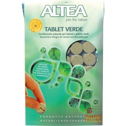 ALTEA TABLET VERDE MICORRIZE IN PASTIGLIA MONODOSE PER BONSAI E