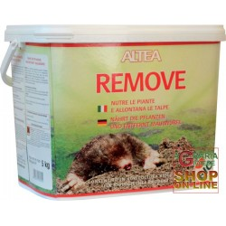 ALTEA TALPASTOP NOURISHES THE PLANTS AND keeps AWAY MOLES AND voles REMOVE 5 Kg