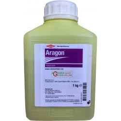 DOW AGRO ARAGON fungicide granules idrodispersibili based on Boscalid and Piraclostrobin KG. 1