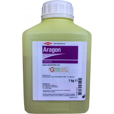 DOW AGRO ARAGON fungicida in granuli idrodispersibili a base di