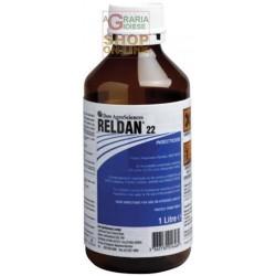 DOW RELDAN 22 INSETTICIDA Clorpirifos-METIL LT. 1