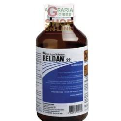 DOW RELDAN 22 INSETTICIDA Clorpirifos-METIL LT. 250