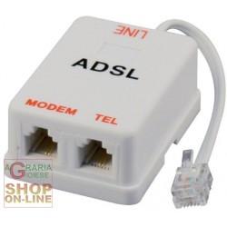 FILTRO ADSL CON CAVO CM.10