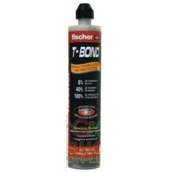 FISCHER CARTUCCIA RESINA T-BOND ML.300