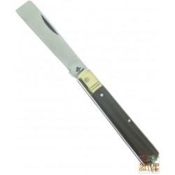 Fraraccio coltello mozzetta manico palissandro cm. 15 cod.  0400/480-15