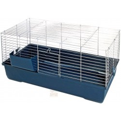 CAGE SONNY FOR RABBITS, RODENTS, CM. 80 X 45 X 42