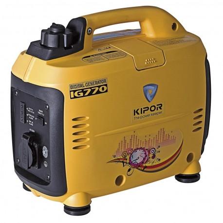 GENERATORE INVERTER KIPOR IG770 WATT 770 PORTATILE QUATTRO