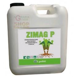 GOBBI ZIMAG P FERTILIZER TO PHOSPHATE-BONDED FLUID PHOSPHORIC ACID WITH MAGNASIO AND ZINC KG. 7