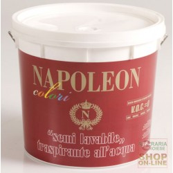 IDROPITTURA SEMILAVABILE NAPOLEON LT. 5