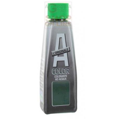 ACOLOR COLORANTRE AD ACQUA PER IDROPITTURE ML. 45 COLORE VERDE