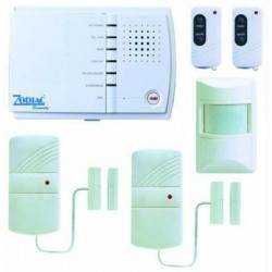KIT ALLARME ANTIFURTO HOME-GUARD PLUS-ALL WIRELESS