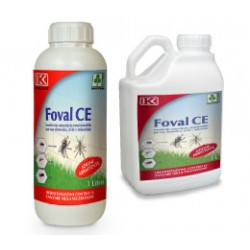 KOLLANT FOVAL EC INSECTICIDE REPELLENT INSECTS CRAWLING AND FLYING ML. 250