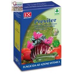KOLLANT FUNGICIDA PREVITER PROPAMOCARB CLOROIDRATO 66,5 g ML. 200