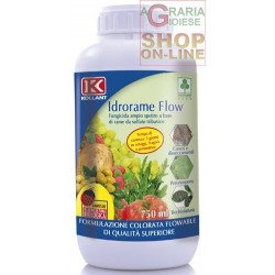 KOLLANT IDRORAME FLOW ANTICRITTOGAMICO A BASE DI RAME TRIBASICO ML. 750