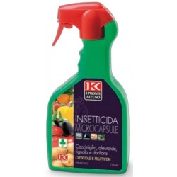 KOLLANT THE INSECTICIDE IN THE TRIGGER PYR READY-TO-USE MICROENCAPSULATED ML. 750