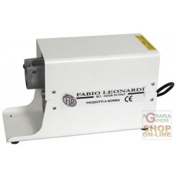 LEONARDI MOTORIDUTTORE CARENATO LACCATO HP.30 MR2 BILLY