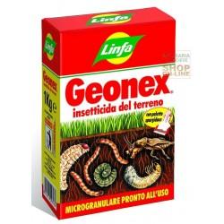 LINFA GEONEX INSETTICIDA MICROGRANULARE A BASE DI CLORPIRIFOS
